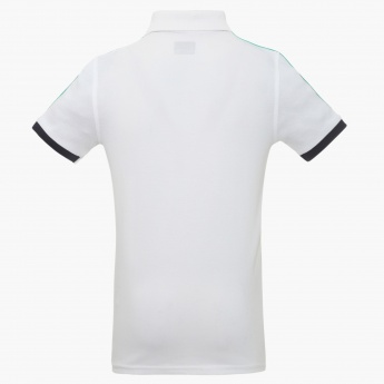 KAPPA Italia Polo Neck T-Shirt