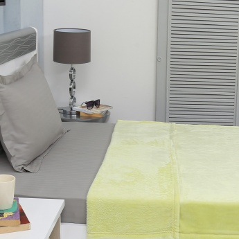 Colour Connect Luxur Single Bed Blanket