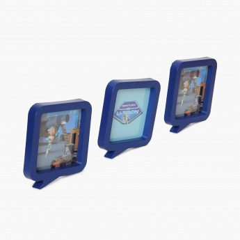 Adventures Of U-Tron Magnetic Photo Frame - Set Of 3 Pcs.