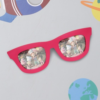 Fabulous3 Glasses Photo Frame