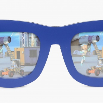 Adventures Of U-Tron Glasses Photo Frame