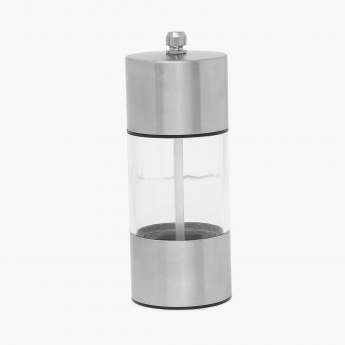 Pelican Stainless Steel Pepper Mill