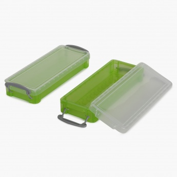 City Goes Wild Mini Box Organiser - Set Of 2 Pcs.