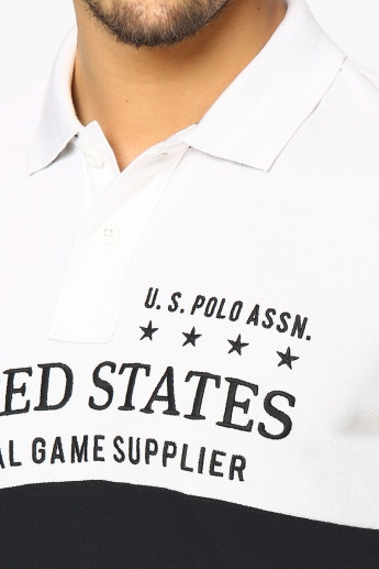 U.S. POLO ASSN. Classic Polo Neck T-Shirt