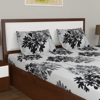 Carnival Double Bedsheet Set- 3 Pcs.
