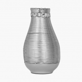 Galaxy Vanessa Ribbed Vase