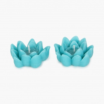 Splendid Ocean Breeze Floating Candle Set-2pcs