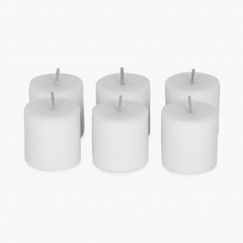 Splendid Jasmine Votive Candle - Set Of 6