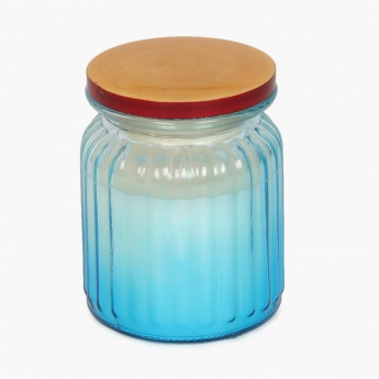 Splendid Ocean Breeze Glass Jar Candle