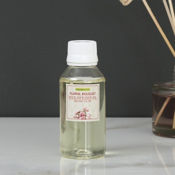 Serene Floral Bouquet Reed Diffuser Oil