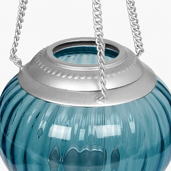 Splendid Round Hanging Tea Light Holder