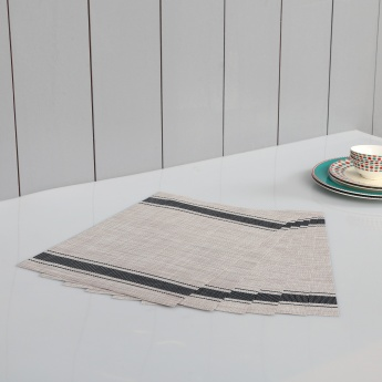Woven Placemat - Set Of 6