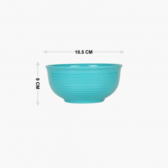 Meadows Geomatrix Serving Bowl