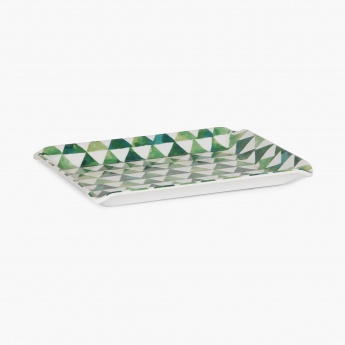Meadows Geomatrix Serving Tray