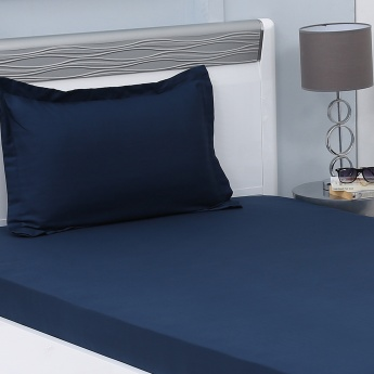 Colour Connect Single Bedsheet Set-2 Pcs