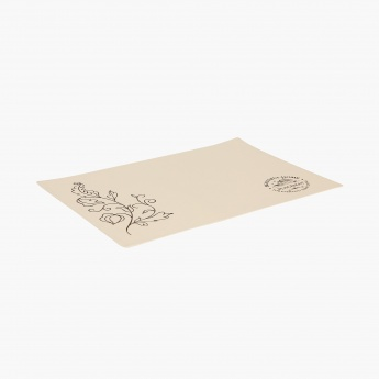 Beautiful Home Printed Placemat