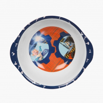 Adventure of U-tron Kids Bowl With Handle
