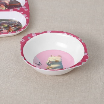 Fabulous3 Kids Serving Bowl With Handle