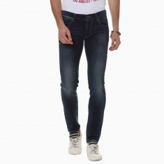 Lee Blue Luke Skinny Jeans Fit Tapered UUrXq