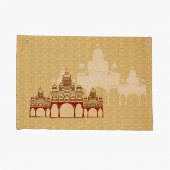 Topaz Cotton Printed Placemat