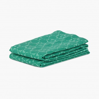 Topaz Printed Cotton Napkin - Set Of 2