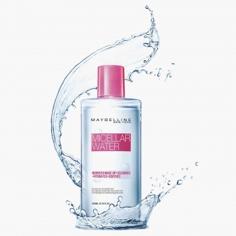 MAYBELLINE Micellar Water Clear Makeup Remover