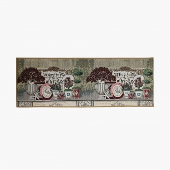 Claire Tapestry Kitchen Runner