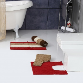 Seattle Bathmat - Set Of 4