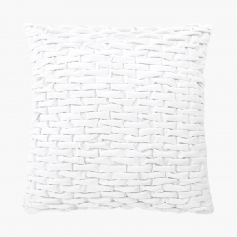 Marshmallow Textured Cushion Cover