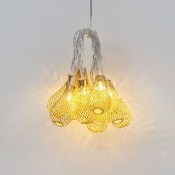 Serena Glitz Bulb String Light- Set Of 10 Pcs.