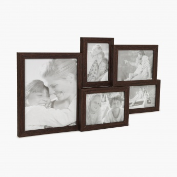 Casandra Photo Frame Collage- 5 Aperture Set