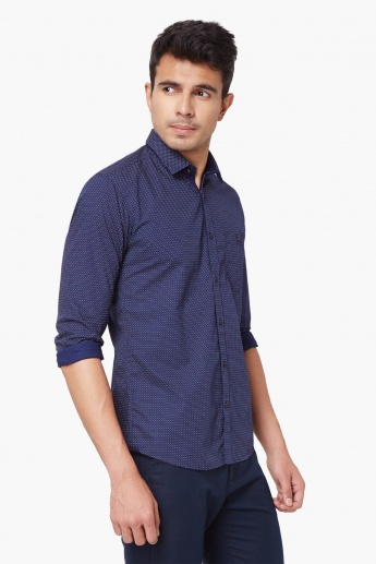 KILLER Full Sleeves Cotton Shirt