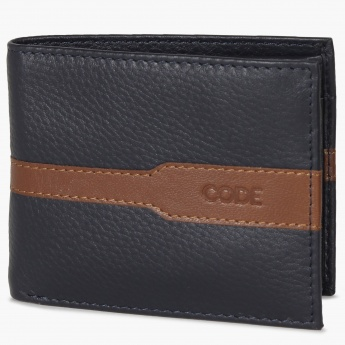 CODE Leather Wallet
