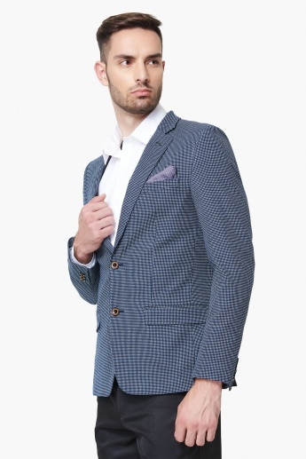 ec72cf41afc0 ARROW NEW YORK Single Breasted Woven Blazer | Blue