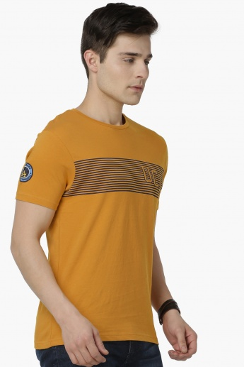 UCLA Graphic Printed Crew Neck T-Shirt