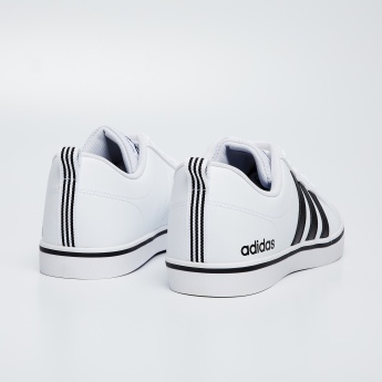 ADIDAS VS Pace Striped Lace-Up Shoes