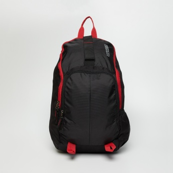 53c1378a370 AMERICAN TOURISTER Textured Backpack