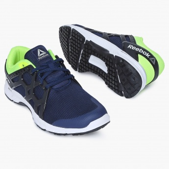 REEBOK Gusto Run LP Mesh Running Shoes  47439180b