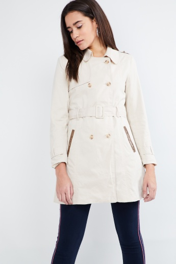 MAX Solid Long Jacket