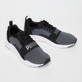 Soft Up Optimal Puma Comfort ShoesBlack Lace Foam tCBsQrxhd