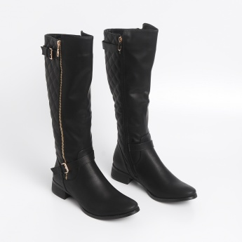 234b8286ae1 GINGER Knee Length Boots