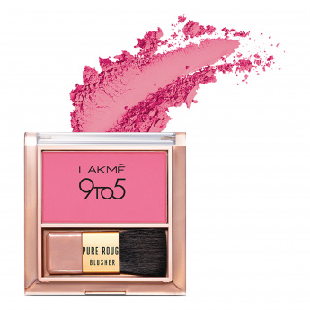 LAKME 9 to 5 Pure Rouge Blush