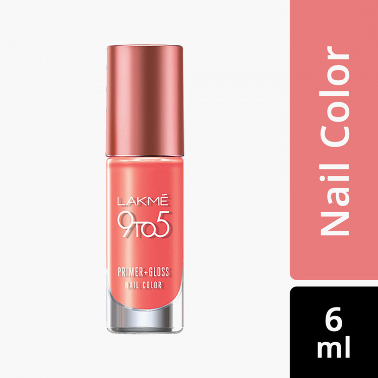 LAKME 9 to 5 Primer Gloss Nail Color thumbnail