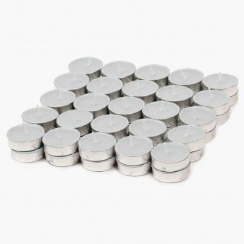 Tealight Candles-9.5 cm-Set Of 50 Pcs.