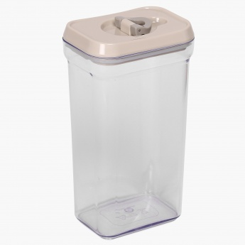 Austin Cubi Storage Jar With Lock Lid 1.7 Ltr