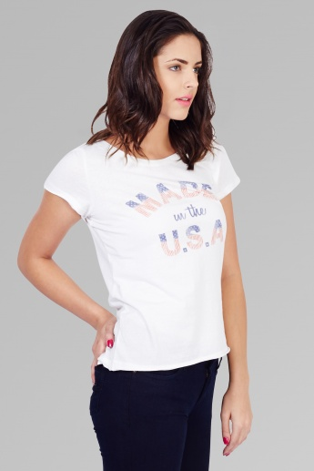 ONLY Round Neck T-Shirt