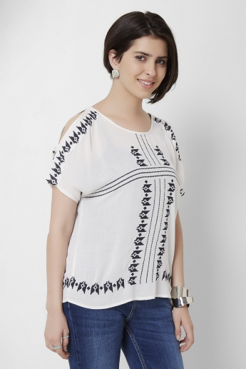 ONLY Round Neck Top