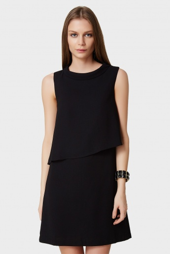 ONLY Solid Layer Sleeveless Dress