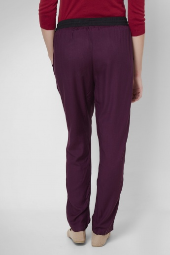 UNITED COLORS OF BENETTON Solid Pants
