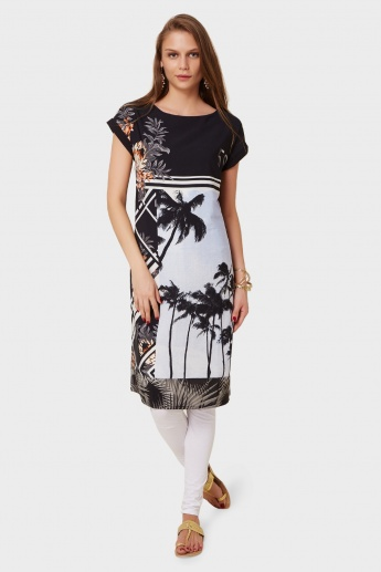W Tropical Fusion Kurta